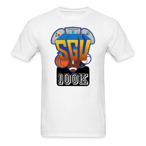 SGU 100K Tee Final - Men's T-Shirt