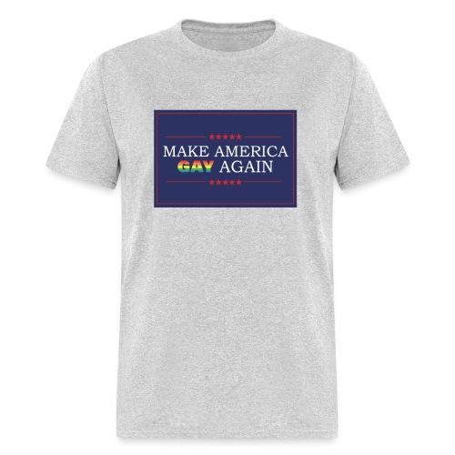 MAKE AMERICA - Men's T-Shirt