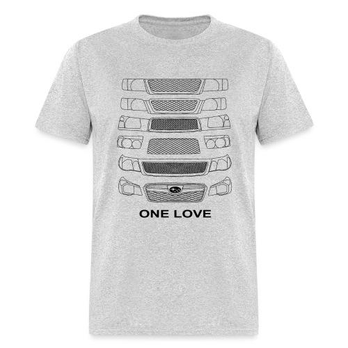 fozz Shirt black print - Men's T-Shirt