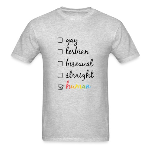 Human - Men's T-Shirt