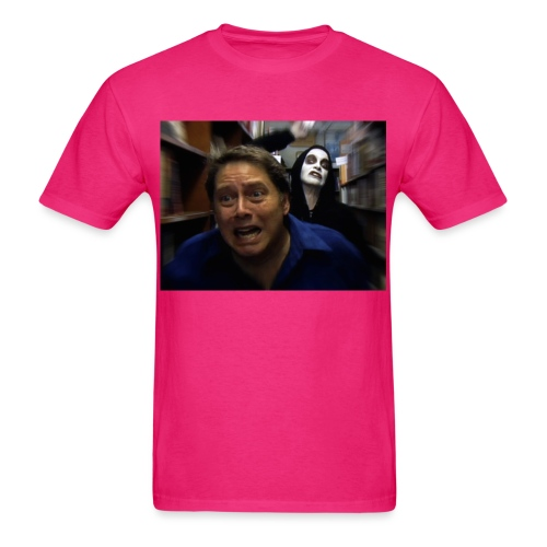 bookstorechase - Men's T-Shirt