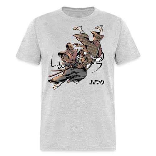 Judo Design Uki Otoshi Throw - Men's T-Shirt