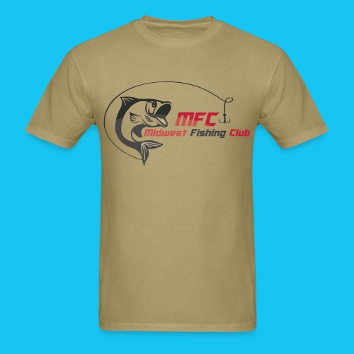 Midwest Fishing Club - Men's T-Shirt