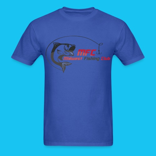 Midwest Fishing Club - Men's T-Shirt