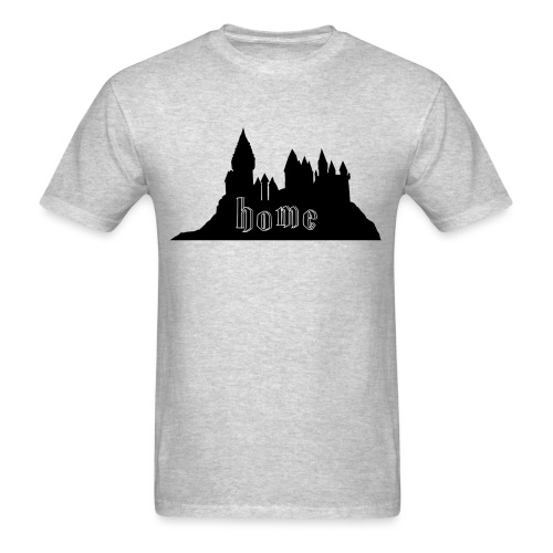 hogwartshomedesign png - Men's T-Shirt