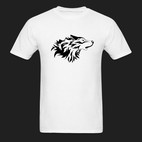 wolfelogo0 png - Men's T-Shirt