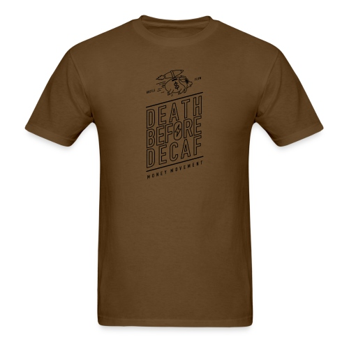 coffee cup - Men's T-Shirt