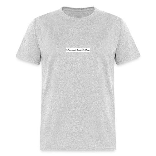 Fancy BlockageDoesAMaps - Men's T-Shirt