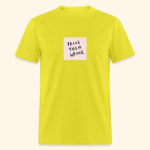 show em what you about - Men's T-Shirt