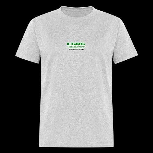 OLD CGRG LOGO - Men's T-Shirt