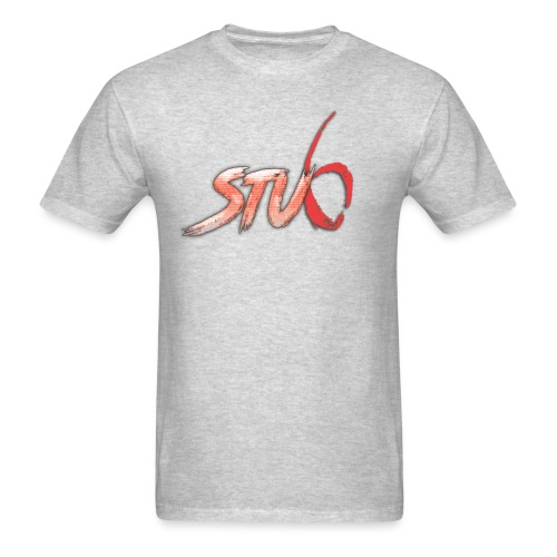 STU6 Logo T-Shirt - Men's T-Shirt