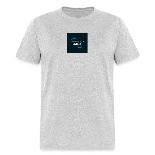 JackCodyH blue lightning bolt - Men's T-Shirt
