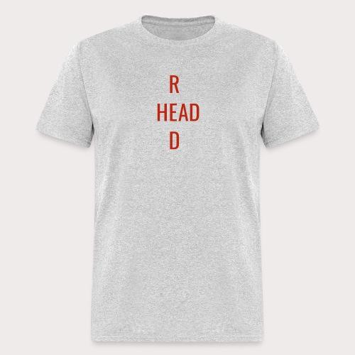 T Red Head - Men's T-Shirt
