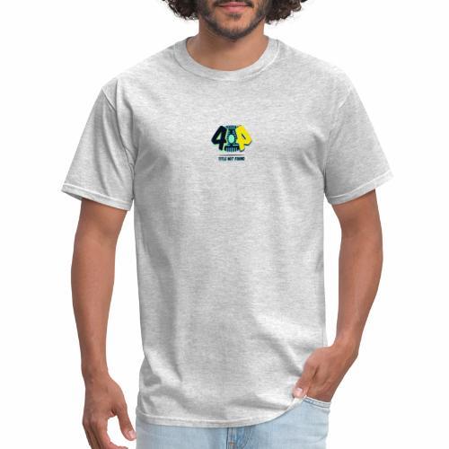 404 Logo - Men's T-Shirt