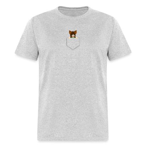Chibi in your pocket - Men's T-Shirt