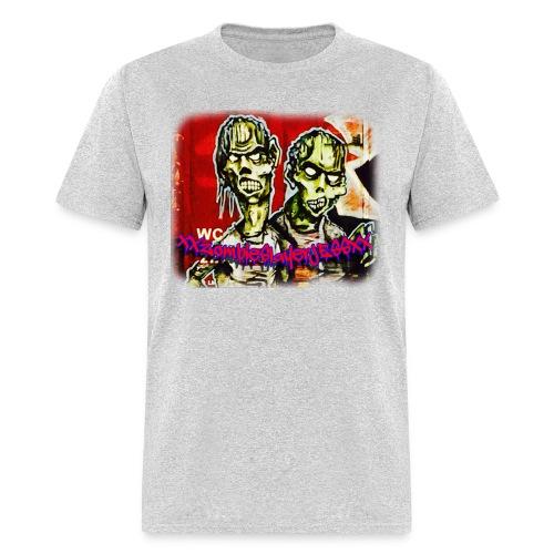 xxZombieSlayerJESSxx - Men's T-Shirt
