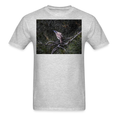 Among The Droplets - Men's T-Shirt