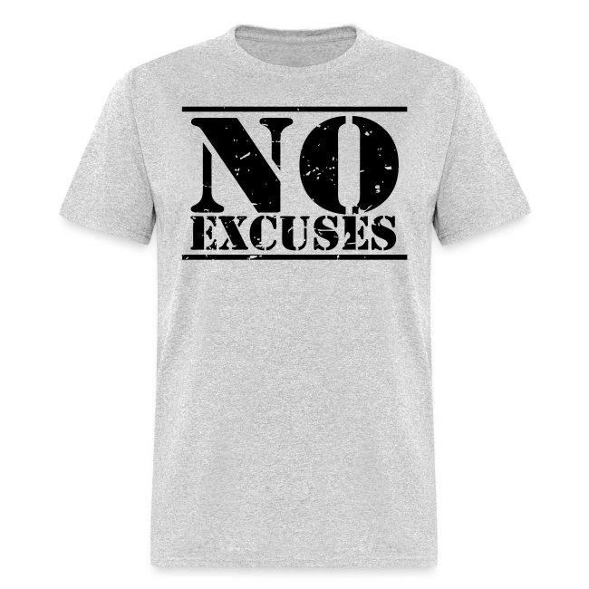 No Excuses training