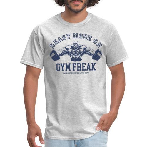 bodybuilding gym workout fitness - Men's T-Shirt