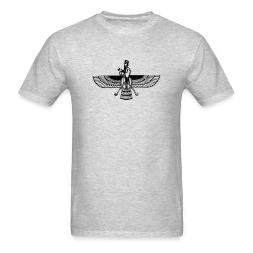 Arya Nima1 Emblem - Men's T-Shirt