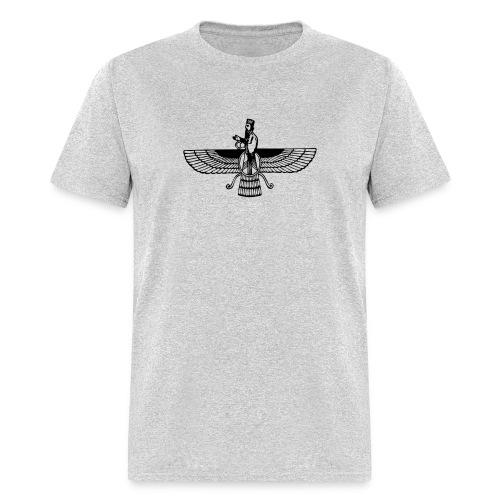Arya Nima1 Emblem - Men's T-Shirt
