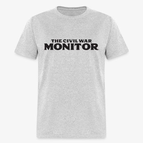 CWM LOGO BLACK - Men's T-Shirt