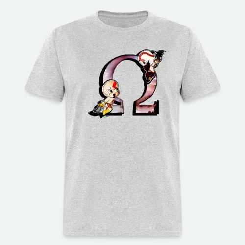 WAR OF GODS - Men's T-Shirt