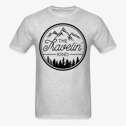 The Travelin Kind - Men's T-Shirt