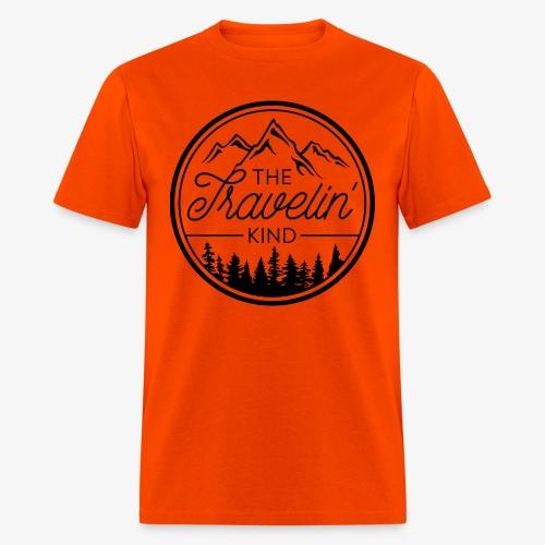 The Travelin Kind - Men's T-Shirt