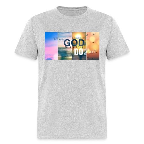 GOD - Men's T-Shirt