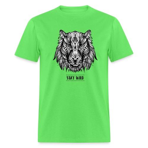 Stay Wild - Men's T-Shirt