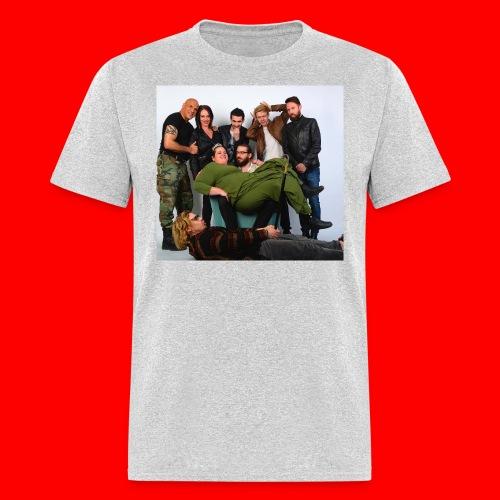 Savage Family Christmas Card P. 2 - Men's T-Shirt