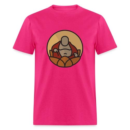 AMERICAN BUDDHA CO. COLOR - Men's T-Shirt