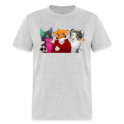 Darken Trio - Men's T-Shirt