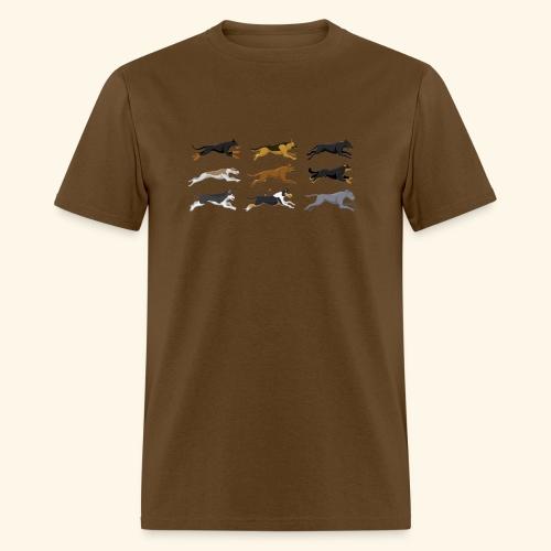 The Starting Nine - Men's T-Shirt