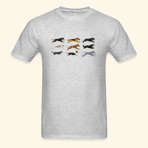 The Starting Nine - Men's T-Shirt