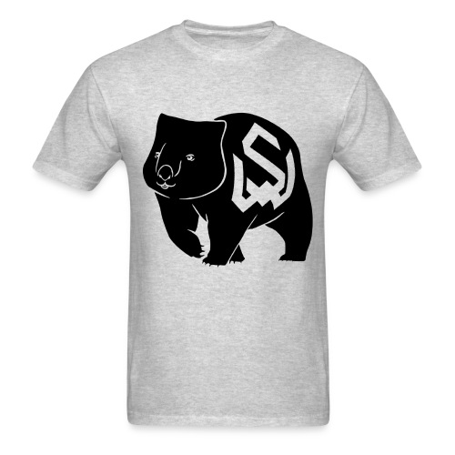 wombat png - Men's T-Shirt