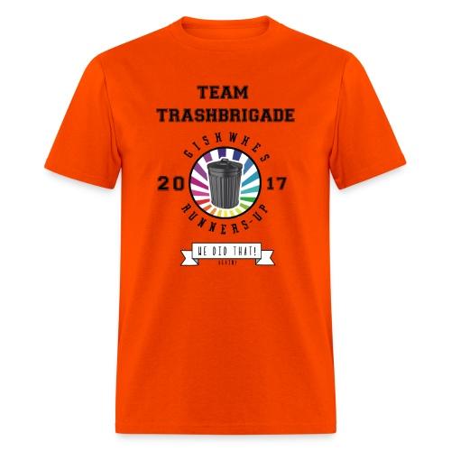 TrashBrigade 2017 - Men's T-Shirt