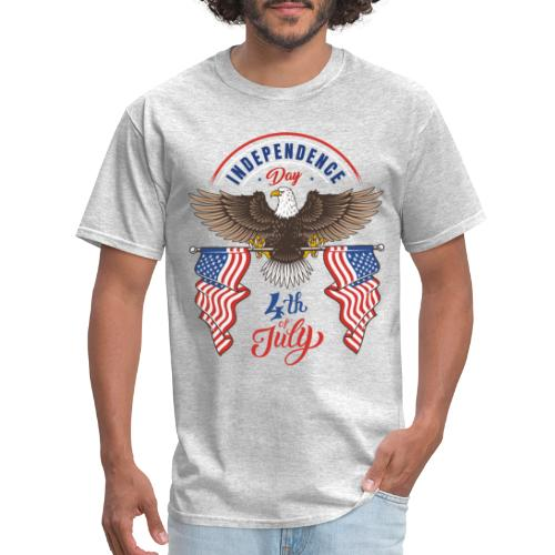 independence day 4 july - Men's T-Shirt
