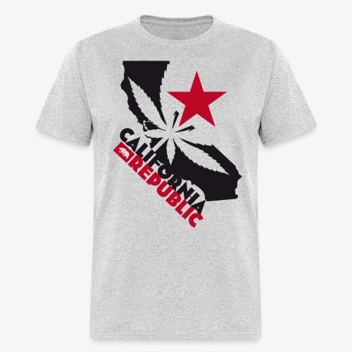 CalifRepublic png - Men's T-Shirt