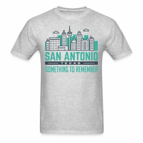 San Antonio - Men's T-Shirt