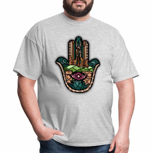 Hatti's Hamsa V2 - Men's T-Shirt