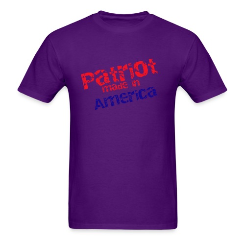 Patriot mug - Men's T-Shirt