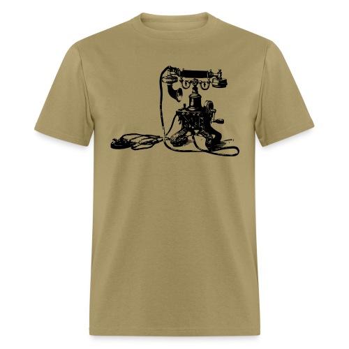 Vintage Telephone - Men's T-Shirt