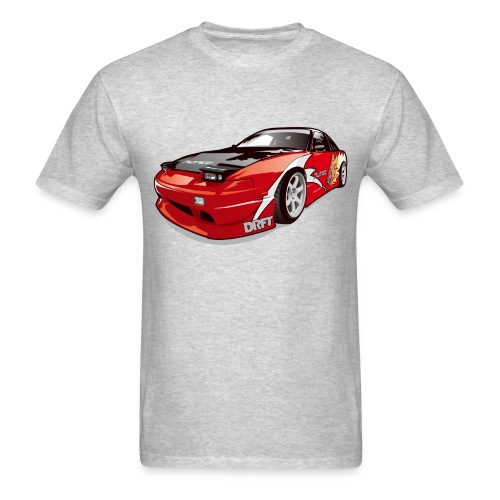 cars drift - Men's T-Shirt