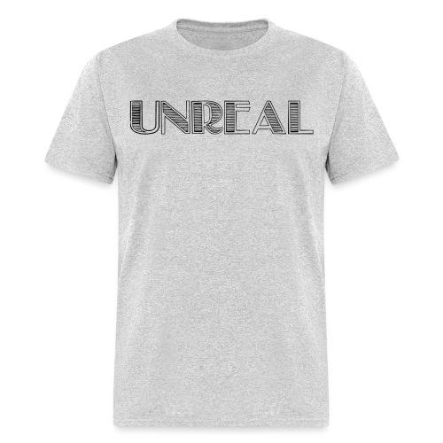Unreal Designs Casual Tee - Men's T-Shirt