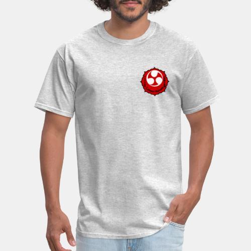 Larose Karate Logo - Men's T-Shirt