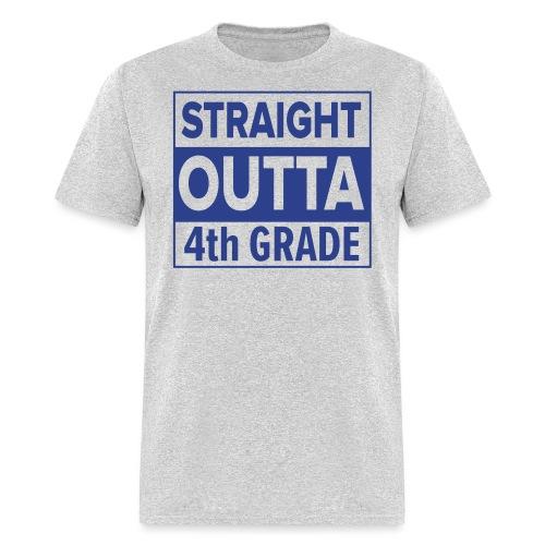 straightoutta 4th - Men's T-Shirt
