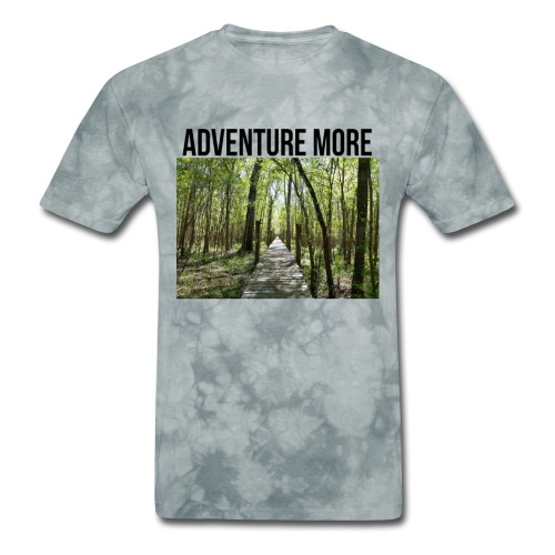 adventure more - Men's T-Shirt