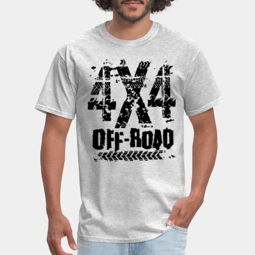 4x4 offroad adventure - Men's T-Shirt